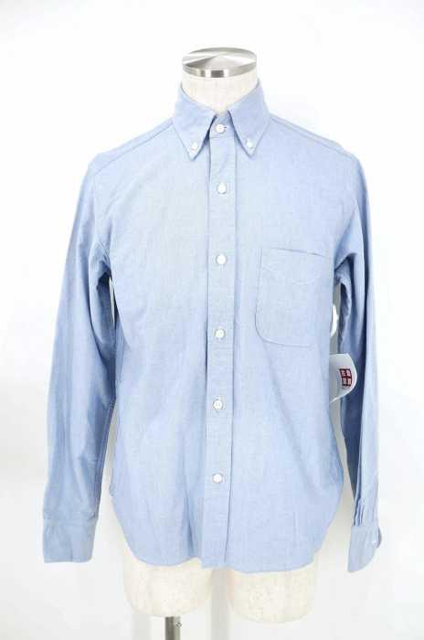 SUGAR CANE (シュガーケーン) ボタンダウンシャツ メンズ トップス