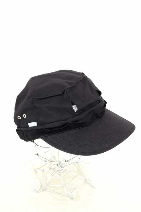 STUSSY (ステューシー) 裏地メッシュワークキャップ メンズ 帽子