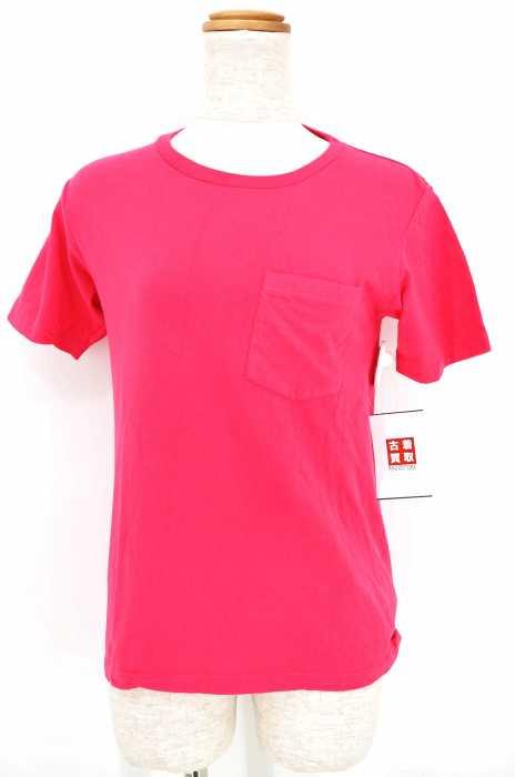 BEAMS BOY×HANES (ビームスボーイ×ヘインズ) POCKET-TEE ポケットTシャツ レディース トップス