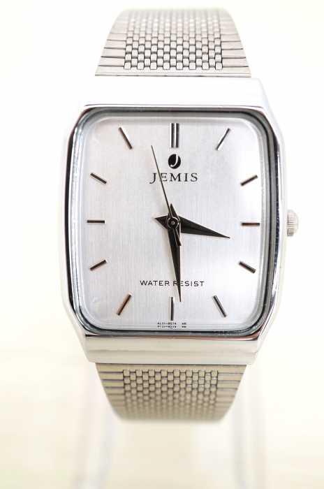 JEMIS(フルギ) クオーツ腕時計 メンズ 腕時計