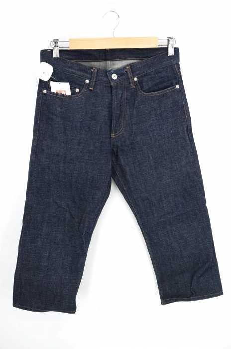 BEAUTY & YOUTH UNITED ARROWS  (ビューティーアンドユースユナイテッドアローズ) セルビッジ 5ポケット デニムパンツ-Regular メンズ パンツ