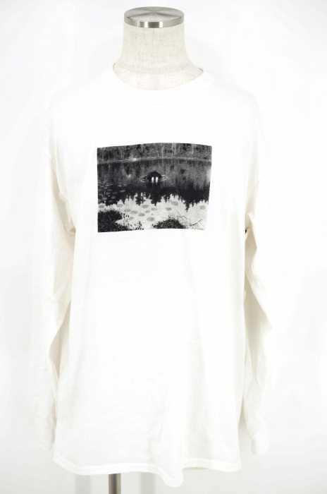 HERESY (ヘレシー) 袖プリントTシャツ メンズ トップス