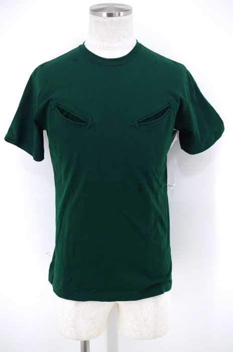 MR.GENTLEMAN (ミスタージェントルマン) クルーネックポケットTシャツ メンズ トップス