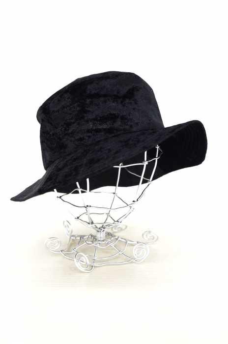 KIJIMA TAKAYUKI (キジマタカユキ) ベルベットハット メンズ 帽子