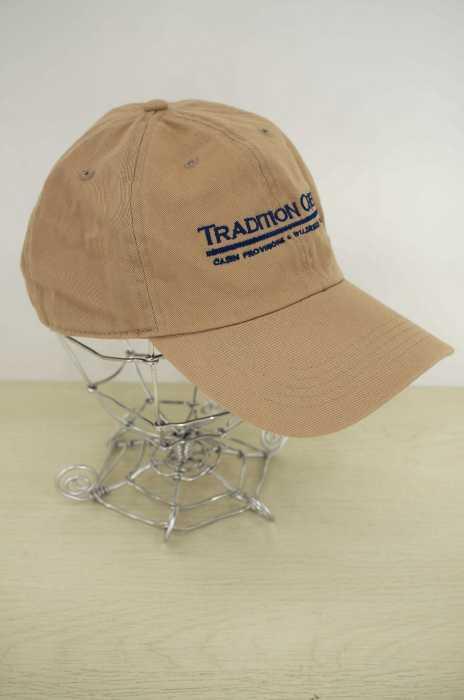 TRADITION CREEK (トラディションクリーク) Chino Cap チノキャップ 6パネル メンズ 帽子