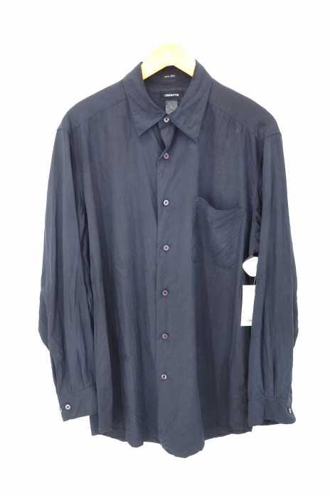 Claiborne(クレイボーン) シルクボタンシャツ メンズ トップス