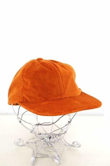 NEW ENGLAND CAP (ニューイングランドキャップ) ベロア 6パネルキャップ メンズ 帽子
