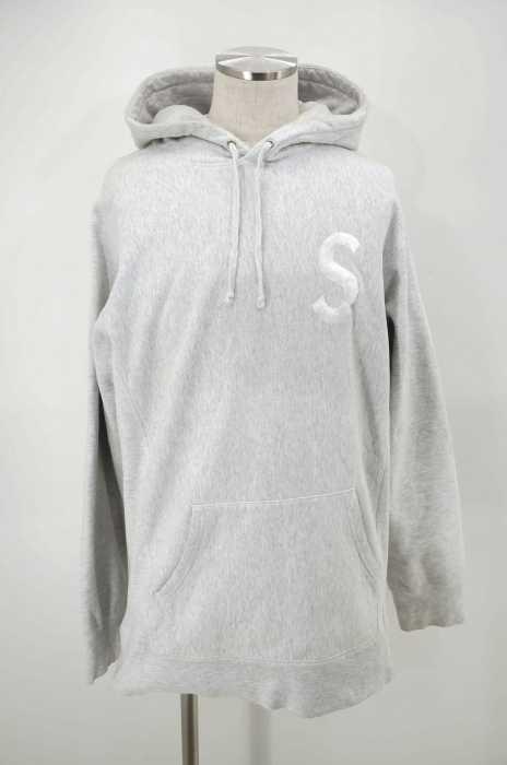 Supreme (シュプリーム) S logo hooded Sweatshirt メンズ トップス