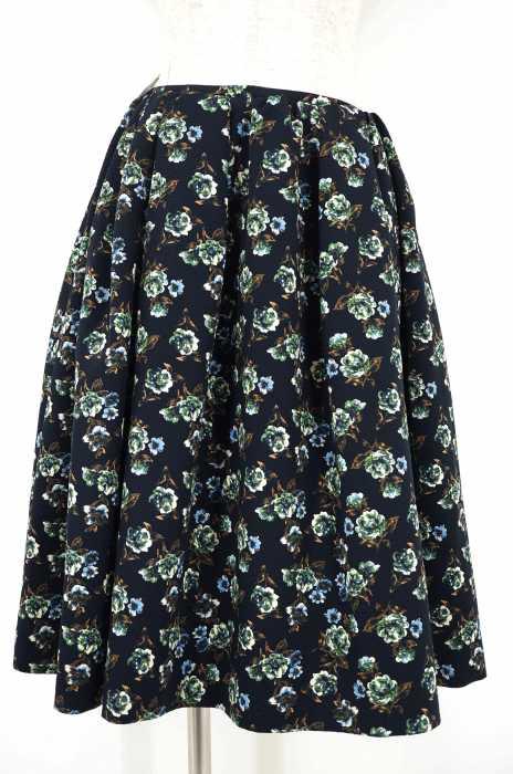 Another Edition (アナザーエディション) 花柄フレアスカート レディース スカート