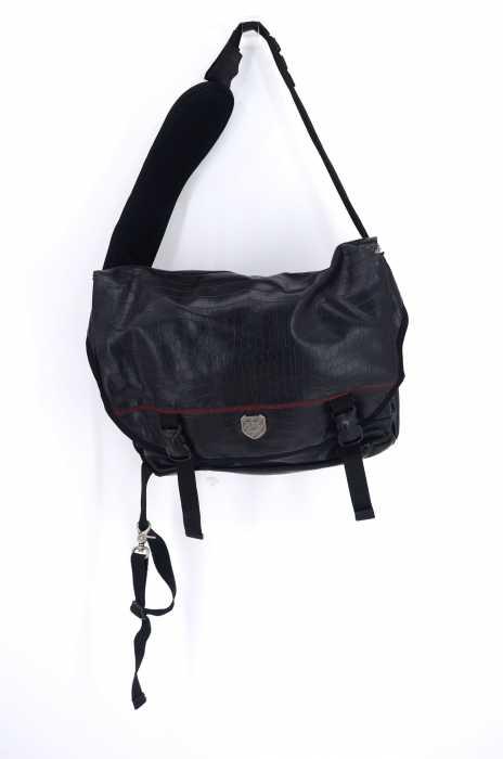 BURTON(バートン) 型押しショルダーバッグ メンズ バッグ