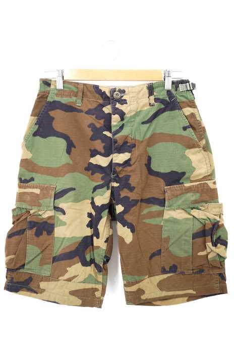 U.S.ARMY(ユーエスアーミー) 95年製 カモ柄 カーゴショートパンツ ショーツ メンズ パンツ