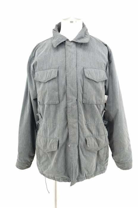 STUSSY (ステューシー) 中綿ジップアップジャケット メンズ アウター