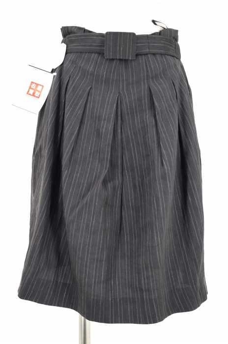 theory(セオリー) ベルテッドストライプスカート レディース スカート