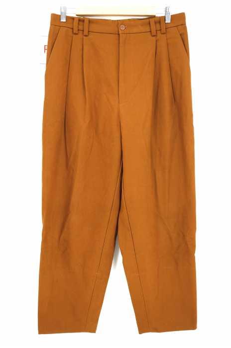 HOUSE OF THE VERY ISLAND'S (ハウスオブザベリーアイランズ) loose tapered pants トラウザーパンツ メンズ パンツ