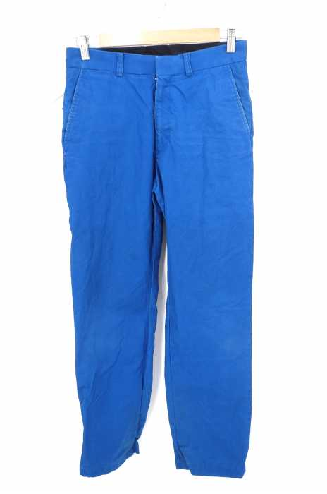 JOHN LAWRENCE SULLIVAN (ジョンローレンスサリバン) シンチバック付き ストレートパンツ メンズ パンツ