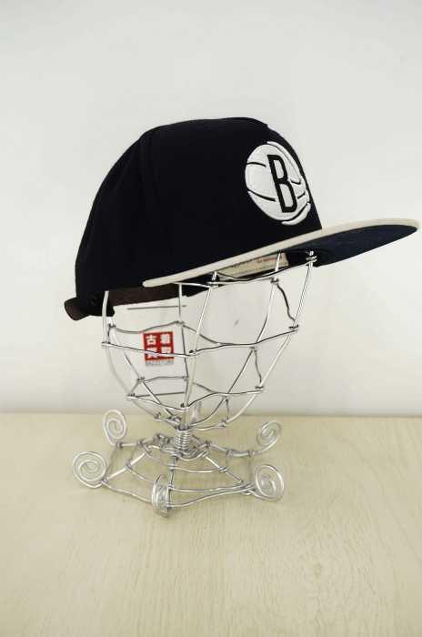 mitchell&ness (ミッチェルアンドネス) 6パネルワッペン付きキャップ メンズ 帽子