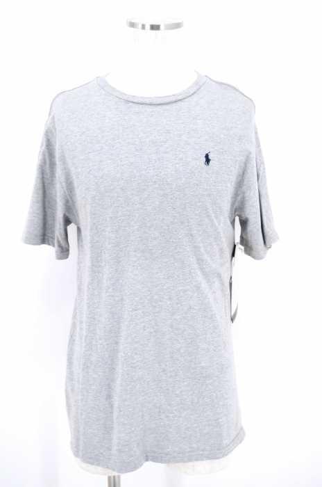 POLO RALPH LAUREN (ポロラルフローレン) ポニー刺繍クルーネックTシャツ メンズ トップス