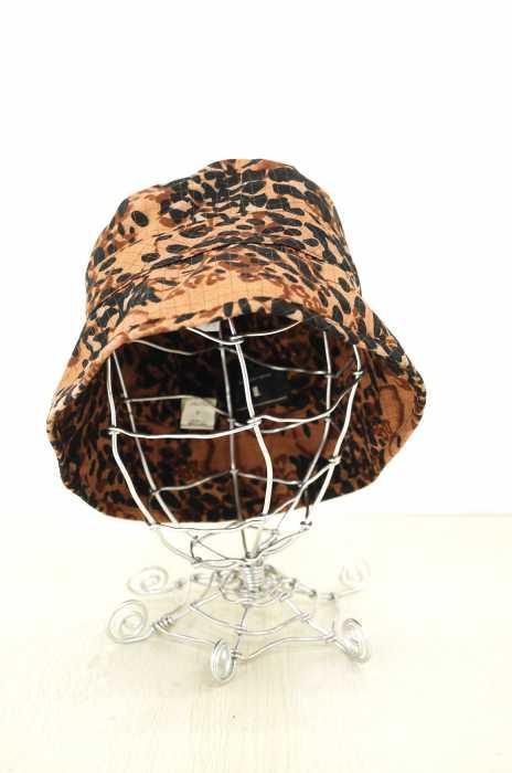 UNDERCOVER (アンダーカバー) レオパード柄 バケットハット レディース 帽子