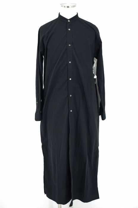 markaware (マーカウェア) ロングバンドカラーシャツ メンズ トップス