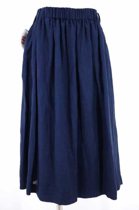 NEI (ネイ) フレンチリネンギャザースカート レディース スカート