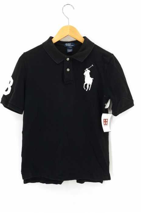 Polo by RALPH LAUREN (ポロバイラルフローレン) ビッグポニー ナンバリング ポロシャツ レディース トップス
