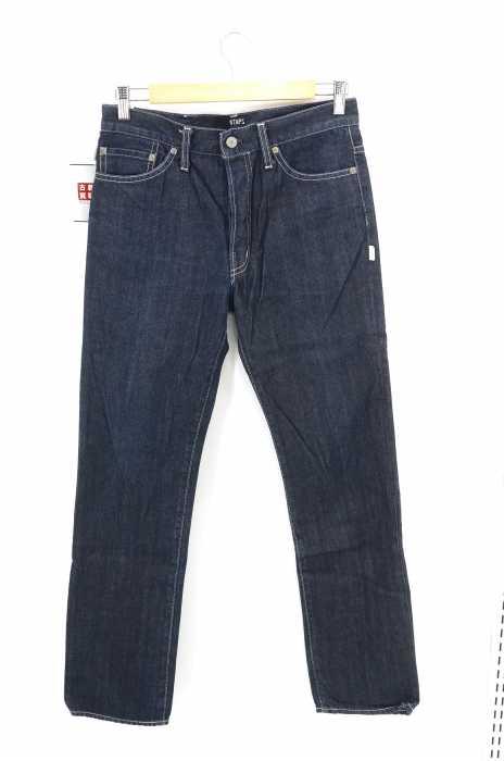 WTAPS (ダブルタップス) BLUES ボタンフライデニムパンツ メンズ パンツ