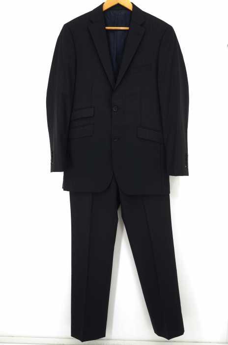 BURBERRY BLACK LABEL (バーバリーブラックレーベル) セットアップ (2Bテーラードジャケット&スラックスパンツ) メンズ セットアップ