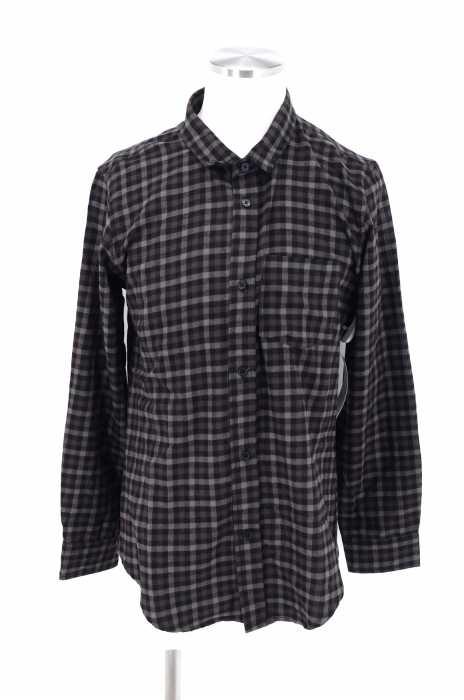 LUI(ルイス) チェックボタンシャツ メンズ トップス