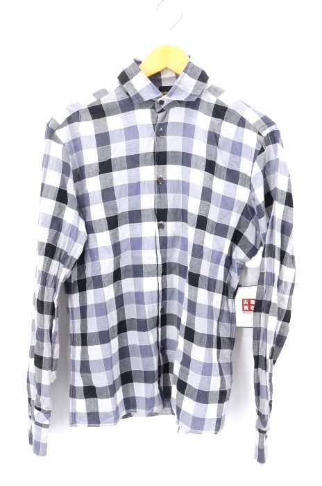 DIESEL (ディーゼル) チェック柄 ボタンシャツ メンズ トップス