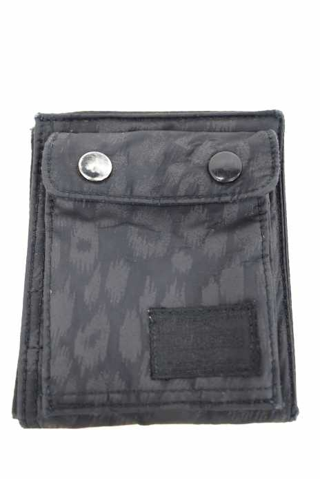 HEAD PORTER (ヘッドポーター) BLACK BEAUTY 二つ折りウォレット メンズ 財布・ケース