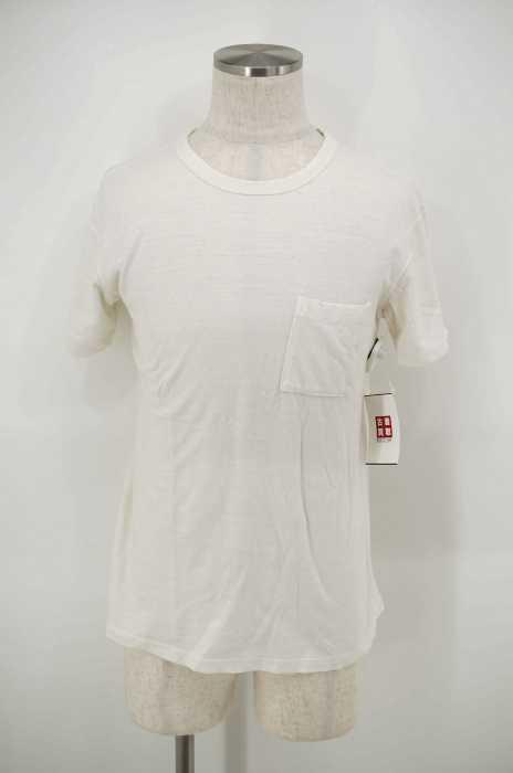 PHIGVEL (フィグベル) 胸ポケット付カットソー メンズ トップス