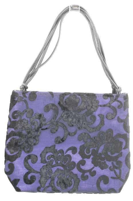 PHILIPPE MODEL PARIS(フィリップモデルパリ) ベロア ハンドバッグ レディース バッグ