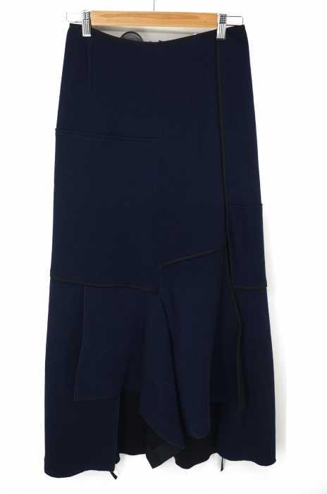 3.1 phillip lim (スリーワンフィリップリム) deconstructed patch skirt パッチワーク ロングスカート レディース スカート