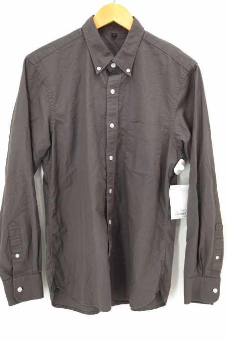 無印良品(ムジルシリョウヒン) ボタンダウンシャツ メンズ トップス