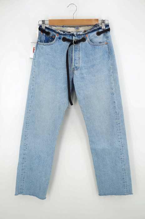 EDIFICE (エディフィス) LA BOUCLE キャノンループ テーパードトラックパンツ メンズ パンツ