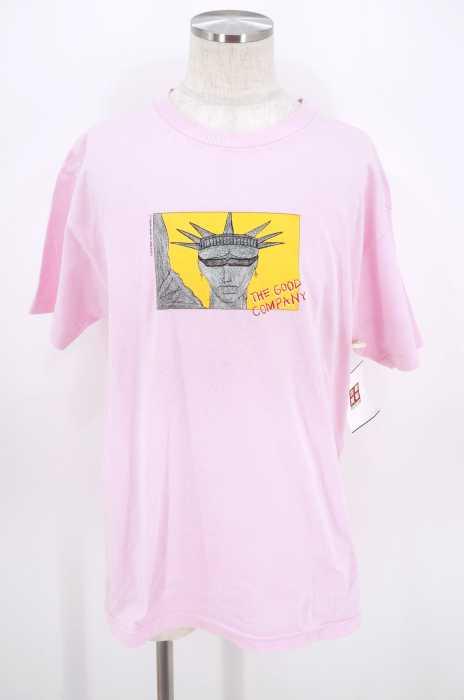 THE GOOD COMPANY (ザグッドカンパニー) プリントTシャツ メンズ トップス