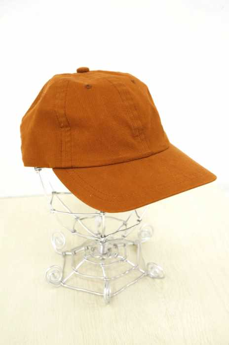 OUGHT () 刺繍入り6パネルキャップ メンズ 帽子