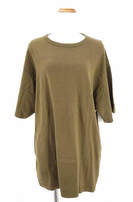 KBF (ケイビーエフ) BIG TEE オーバーサイズTシャツ レディース トップス