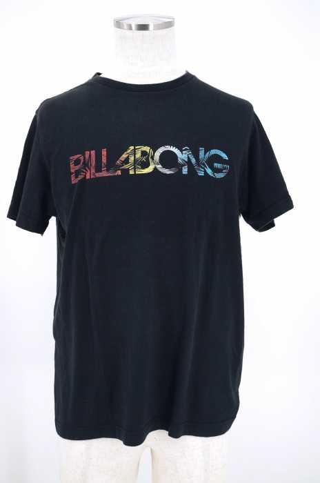 BILLABONG (ビラボン) ボタニカルロゴTシャツ メンズ トップス