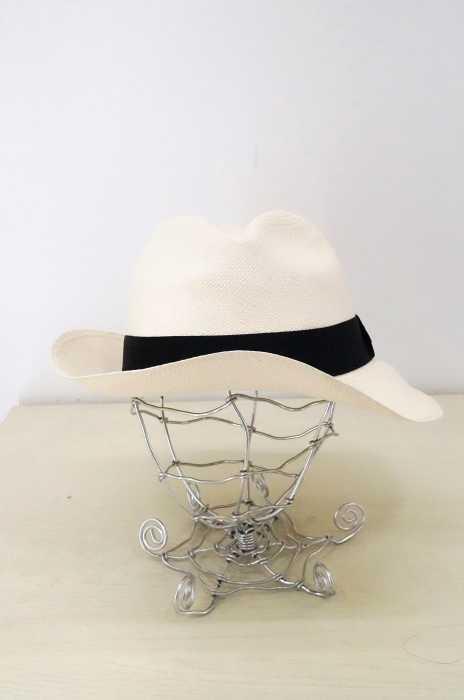 ECUA-ANDINNO(エクア アンディーノ) ストローハット レディース 帽子