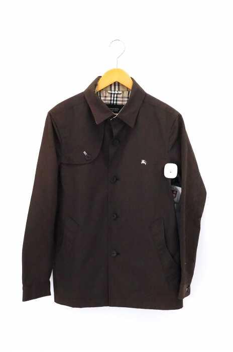 BURBERRY BLACK LABEL(バーバリーブラックレーベル) ステンカラーコート メンズ アウター
