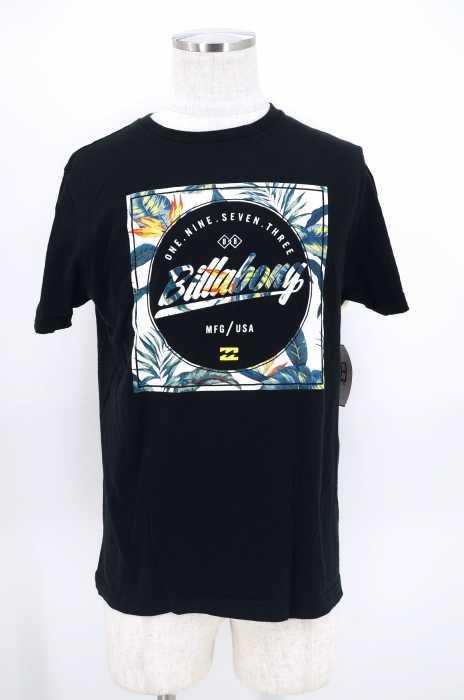 BILLABONG (ビラボン) プリントロゴTシャツ メンズ トップス