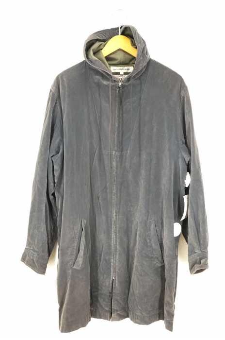 COMME des GARCONS SHIRT(コムデギャルソンシャツ) ベロアパーカー コート メンズ アウター