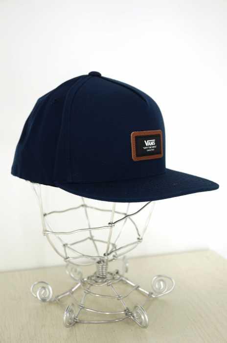 VANS (バンズ ) 5パネルスナップバックキャップ メンズ 帽子