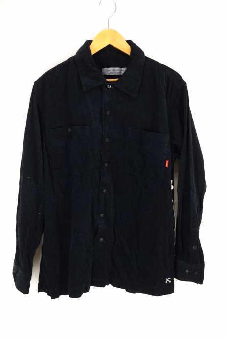 BLUCO (ブルコ) コーデュロイボタンシャツ メンズ トップス