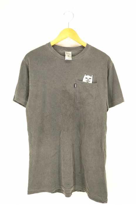RIPNDIP(リップンディプ) フロントポケットTシャツ メンズ トップス