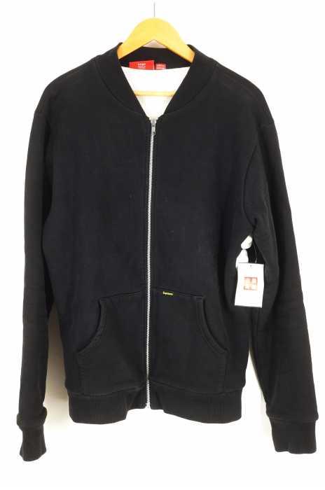 Supreme (シュプリーム) Thermal Sweat Jacket サーマルスウェットジャケット メンズ アウター