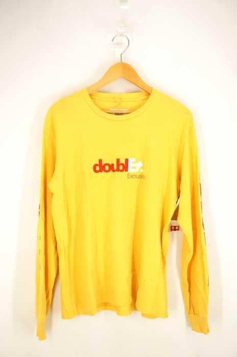 doublet(ダブレット) パロディプリントTシャツ メンズ トップス