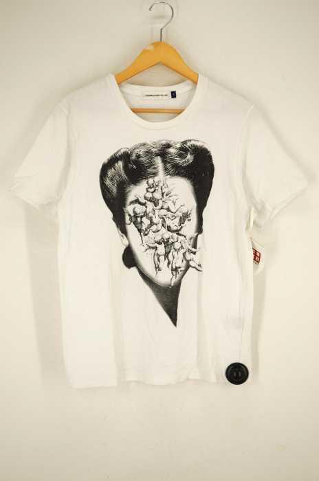 UNDERCOVER (アンダーカバー) フェイスプリントTシャツ メンズ トップス