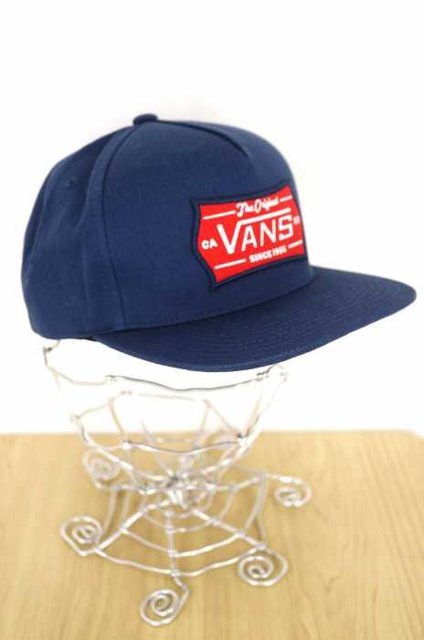 VANS (バンズ ) スナップバックキャップ メンズ 帽子